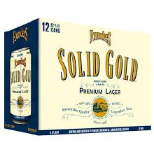 Founders Solid Gold Premium Lager 12pk 12oz Can