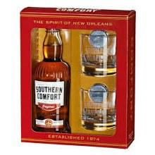 Southern Comfort Original Gift Set 750ml