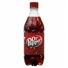 Dr Pepper 20oz Btl