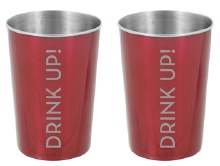 Excursion Wine Cup Drink UP (Set of 2)