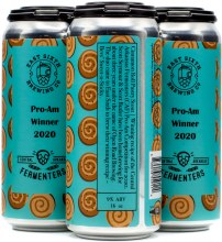 East Sixth Brewing Cinnamon Roll Stout 4pk 16oz Can
