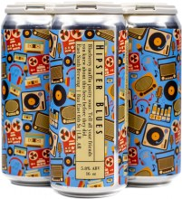 East Sixth Brewing Hipster Blues 4pk 16oz Can