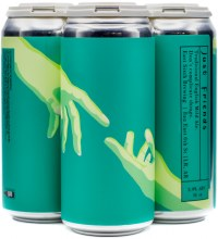 East Sixth Brewing Just Friends 4pk 16oz Can