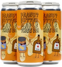 East Sixth Brewing Peanut Butter Maple Thicc Boi 4pk 16oz Can