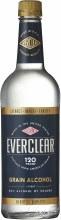 Everclear 151 Grain Alcohol 750ml
