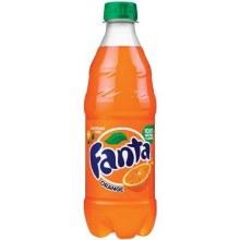 Fanta Orange 20oz Btl