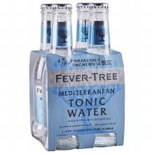Fever Tree Mediterranean Tonic Water 4pk 200ml Btl