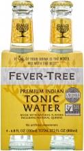 Fever Tree Premium Indian Tonic Water 4pk 200ml Btl