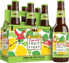 Bells Flamingo Fruit Fight Lemon-Lime Sour 6pk 12oz bottle