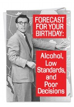 Forecast For Your Birthday