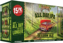 Founders All Day IPA 15pk 12oz Can