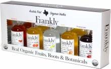 Frankly Organic Vodka Variety Pack 50ml 5pk