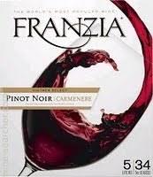 Franzia Pinot Noir Carmenere 5L
