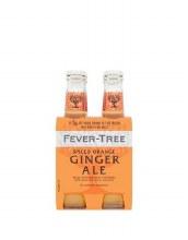 Fever Tree Spiced Orange 4pk 200ml Btl