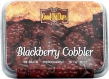 Good Old Days Blackberry Cobbler 32oz