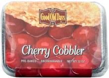 Good Old Days Cherry Cobbler 32oz