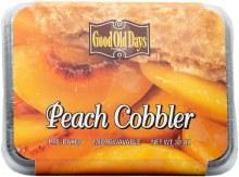 Good Old Days Peach Cobbler 32oz