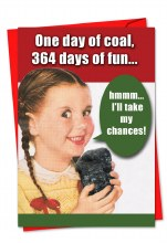 One Day Of Coal