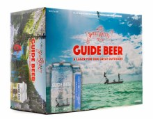 Sweetwater Guide Beer 12pk 12oz Can