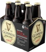 Guinness Extra Stout 6pk 12oz Btl