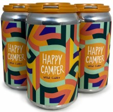 Old Westminster Happy Camper Cider 4pk 12oz Can