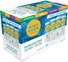 High Noon Hard Seltzer Tropical Variety Pack 4pk 355ml
