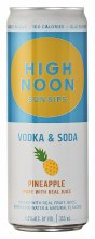 High Noon Pineapple Hard Seltzer 12oz Can