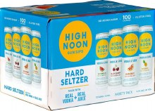 High Noon Hard Seltzer Variety Pack 12pk 12oz Can