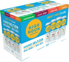 High Noon Hard Seltzer Variety Pack 8pk 12oz Can