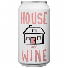 House Wine Rose 375ml Can