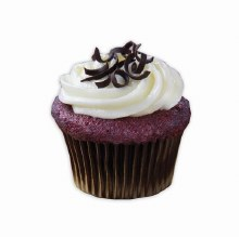 The Cheesecake Factory Red Velvet Cupcakes 4 Pack