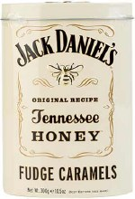 Jack Daniels Honey Caramel