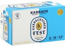 Karbach Karbachtoberfest 6pk 12oz Can