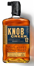 Knob Creek 12 Year 100 Proof Bourbon 750ml