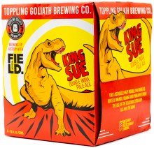 Toppling Goliath King Sue Double IPA 4pk 16oz Can
