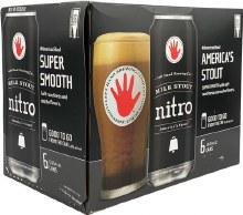 Left Hand Nitro Milk Stout 6pk 12oz Cn