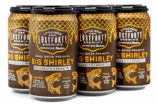 Lost Forty Big Shirley Belgian Brunette 6pk 12oz Can