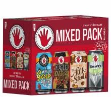 Left Hand Mixed Pack 12pk 12oz Cn
