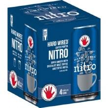 Left Hand Hard Wired Nitro Coffee Porter 4pk 12oz Cn