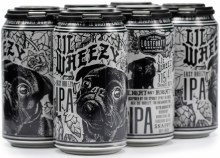 Lost Forty Lil Wheezy IPA 6pk 12oz Can
