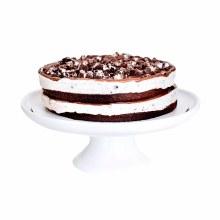 "Loblolly Cookies and Cream 6 Inch Ice Cream Cake 6"""