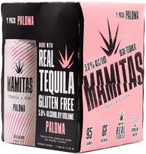 Mamitas Poloma Tequila Soda 4pk 12oz Can
