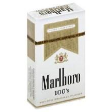 Marlboro Gold 100s Box