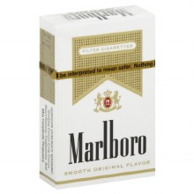 Marlboro Gold Kings Box