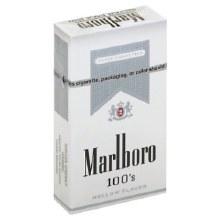 Marlboro Silver 100s Box