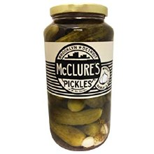 McClures Whole Dill Pickles 32oz