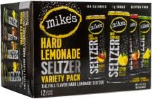Mikes Hard Lemonade Seltzer Variety Pack 12pk 12oz Can