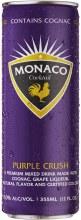 Monaco Purple Crush Cocktail 12oz Can