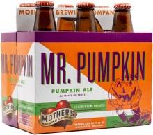 Mothers Mr. Pumpkin 6pk 12oz Btl