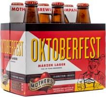 Mothers Oktoberfest 6pk 12oz Btl